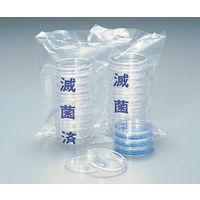 アズワン スチロールシャーレー φ52×10mm 10枚×1袋 1袋(10枚) 2-127-01 (直送品)