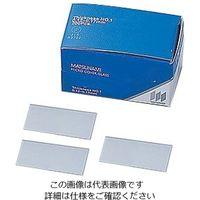 松浪硝子工業 マツナミカバーグラス(No.1) 24×45mm 1000枚入 2-176-17 1箱(1000枚) (直送品)