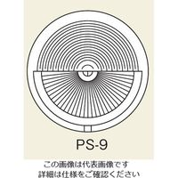 東海産業 スケール・ルーペ目盛板 10×用 PS-9 1枚 2-190-06 (直送品)