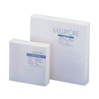 メルク(Merck) デュラポア(R) メンブレン(親水性) 0.22μm×φ142mm 50枚入 GVWP14250 2-3040-17 (直送品)