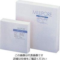 メルク(Merck) デュラポア(R) メンブレン(親水性) 0.45μm×φ47mm 100枚入 HVLP04700 2-3040-25 (直送品)
