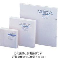 メルク(Merck) フロリナートメンブレン 0.22μm×φ25mm 100枚入 FGLP02500 2-3048-04 (直送品)