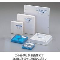 メルク(Merck) オムニポアTM メンブレン(水系、溶媒系両用) 5μm×φ25mm 100枚入 JMWP02500 2-3052-14 (直送品)