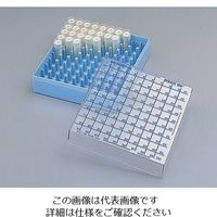 クライオボックス 100本 5026-1010 2-4026-01 (直送品)