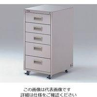 アズワン 小型薬品庫(実験台下設置型) STC-350 1個 2-4696-01 (直送品)