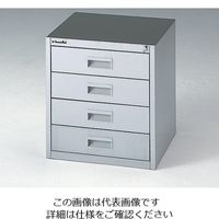 アズワン 卓上型薬品庫 STC-430 1個 2-4694-01 (直送品)