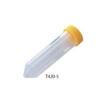 アズワン 遠沈管 50mL 非滅菌 T420-5 1箱(500本) 2-4735-02 (直送品)