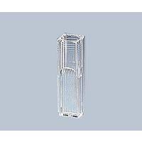 ディスポセル (セミマイクロタイプ/UVグレードPMMA(アクリル)製/2透過面) 2.5mL 1941 2-478-08 (直送品)