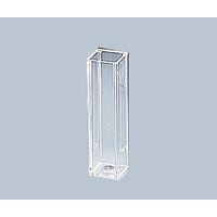 Kartell(カルテル) ディスポセル (標準タイプ/UVグレードPMMA(アクリル)製/4透過面) 4.5mL 1961 2-478-06 (直送品)