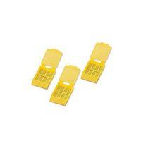 アズワン 包埋カセット 1500個入 黄 M498-5 1箱(1500個) 2-4887-04(直送品)