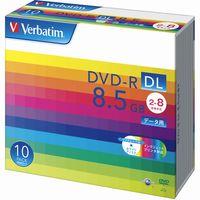データ用DVD-R 片面2層式 8.5GB DHR85HP10V1 1パック(10枚) 三菱ケミカルメディア