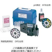 アズワン 水質検査器 DPD+pH 1個 2-5819-01 (直送品)
