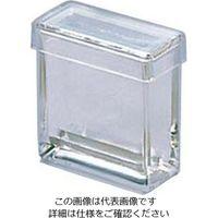 アズワン 薄層クロマトグラフィー用展開槽二層式 HCG-80-7 1個 2-688-09 (直送品)