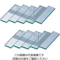 アズワン 薄層クロマトグラフィー用吸着剤塗布用硝子板 HCG-80-2B 1箱(10枚) 2-688-04 (直送品)