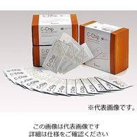 アズワン ディスポ細胞計算盤 C-Chip (ビルケルチュルク型) 1箱(50枚) 2-7732-23(直送品)