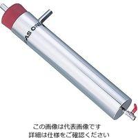 アズワン ステンレス真空トラップ 排水口バルブ式 W-ZERO2 1個 2-8094-02 (直送品)