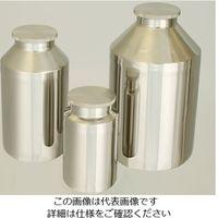 アズワン 洗浄が容易な 広口ネジ式ステンレスボトル 5L 2ー8255ー02 1個 2ー8255ー02 (直送品)