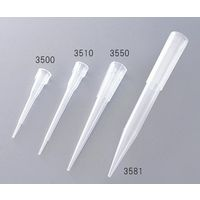 ART MBPチップ(フィンピペット対応) 10μL 1000本入 3500 1袋(1000本) 2-8250-03 (直送品)