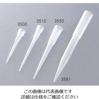 ART MBPチップ(フィンピペット対応) 200μL 1000本入 3550 1袋(1000本) 2-8250-09 (直送品)