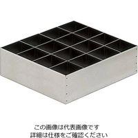 アズワン 薬品庫 SH型用1L/ガロン瓶仕切板 1セット 3-060-04 (直送品)