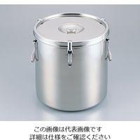 スギコ産業(SUGICO) エアベント付き密閉式タンク/両手型 27L 1個 4-3010-07 (直送品)