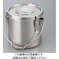 スギコ産業(SUGICO) エアベント付き密閉式タンク 20L 57030 1個 4-3010-04(直送品)