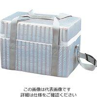 積水マテリアルソリューションズ(SEKISUI) 検体輸送箱 20L 発泡スチロール/キルティング No.10(C-CA03) 4-4018-02 (直送品)