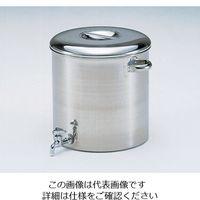 丸山ステンレス 蛇口付タンク 36.6L 1個 4-5006-04 (直送品)
