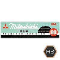 三菱鉛筆(uni) 鉛筆 HB K9800HB