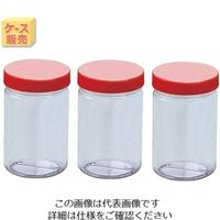 アズワン 広口T型瓶ケース販売 1L 1箱(50本入) 5-026-53 (直送品)