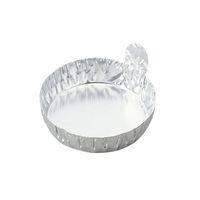 アズワン 持手付アルミカップ (23mL) 1箱(100個) 5-075-05 (直送品)