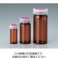 マルエム サンプル管瓶 褐色 50mL No.7 1本 5-097-09 (直送品)