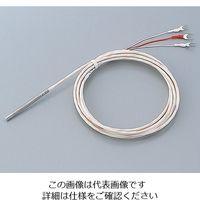 アズワン 測温抵抗体 LーTNー4ーPT100(テフロン(R)モールド型) 5ー1081ー01 1個 5ー1081ー01 (直送品)