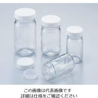 アズワン UMサンプル瓶(マヨネーズ瓶) 200mL 1本 5-128-03 (直送品)