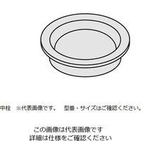 上園容器 中栓 (規格瓶(広口) 透明 37.5mL用) 100個入 No.4 1袋(100本) 5-130-73 (直送品)