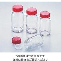 アズワン 規格瓶(広口) 透明 No.50 570mL 24本入 1箱(24本) 5-130-31 (直送品)