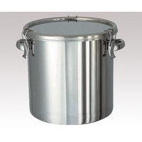 日東金属工業 把手付き密閉式タンク 45L CTH-39 1個 5-145-07 (直送品)