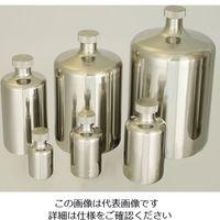 アズワン 酸洗浄処理済ステンボトル 0.5L 5ー154ー01 1個 5ー154ー01 (直送品)