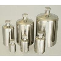 アズワン 酸洗浄処理済ステンボトル 1L 5ー154ー02 1個 5ー154ー02 (直送品)
