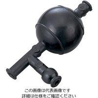 アズワン ゴムピペッター 黒 50mL 5-3067-01 1個 (直送品)