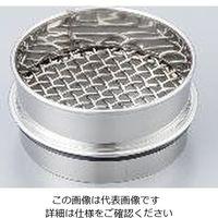サンポー ステンレスふるい φ75×20mm 8.0mm 1個 5-3294-17 (直送品)
