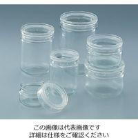 アズワン 保存瓶クリア 170mL S3 1本 5-371-06 (直送品)
