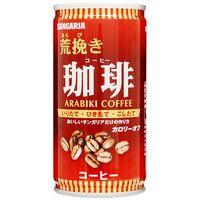 【アウトレット】缶コーヒー SANGARIA(サンガリア) 荒挽き珈琲 微糖 185g 1箱(30缶入)