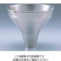 丸山ステンレス 太口ロート 1個 5-4012-01 (直送品)