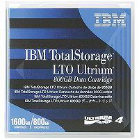 IBM LTOデータカートリッジ LTO Ultrium4 800GB(1.6TB) 95P4436