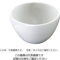 ニッカトー るつぼ(A型) 本体 50mL CW-A2 1個 5-4046-03 (直送品)