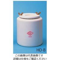 ニッカトー ポットミル 5000mL HD-B-107 1個 5-4065-04 (直送品)