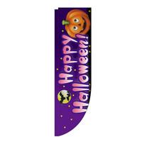 のぼり屋工房 Rのぼり Happy Halloween! 67737 (取寄品)