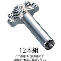 コルクポーラー 並刃 4・5.5・7・8.5・10・11.5・13・14.5・16・17.5・19・20.5mm 5-5388-03 (直送品)