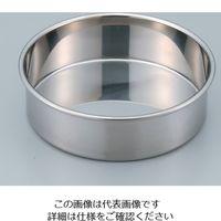 飯田製作所 標準試験用ふるい(ID製) 実新型 IDφ150mm用 受器のみ 1個 5-5389-37 (直送品)